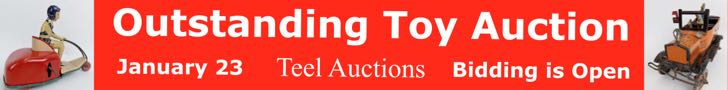 outstanding toy collector auction